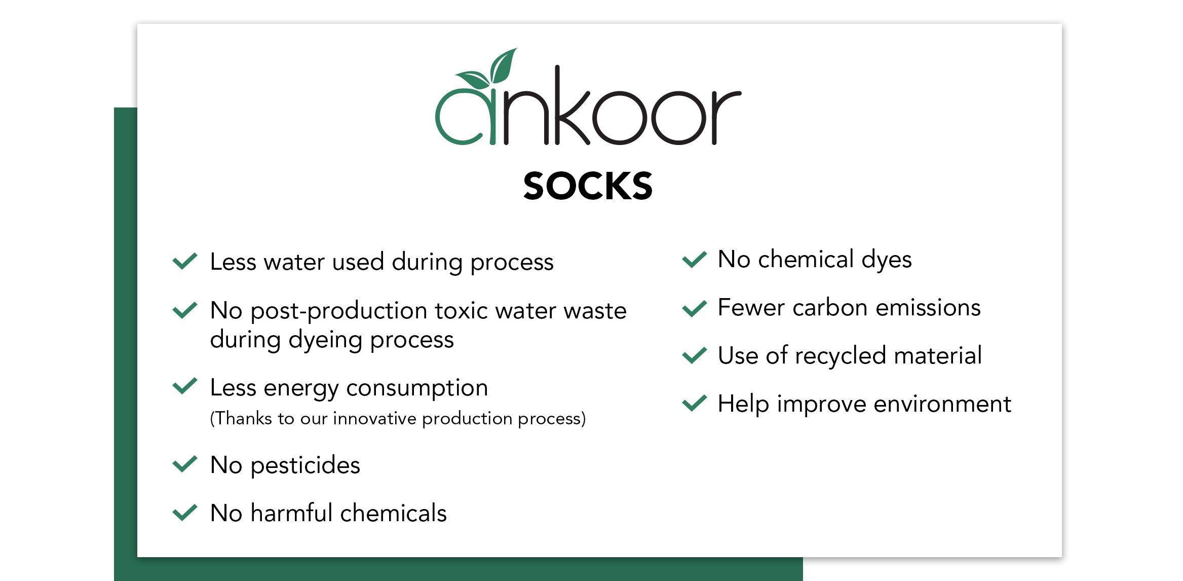 Ankoor Socks Highlights V2